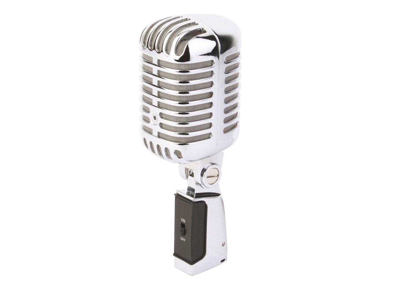 Mikrofon POWER DYNAMICS PDS-M02 + záruka 3 roky!