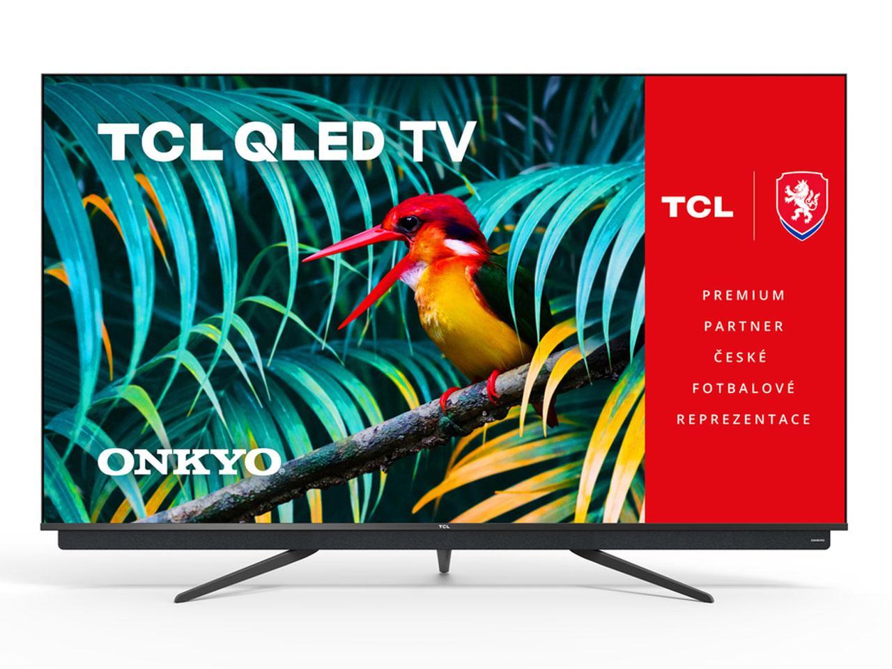 TCL 65C815, CZ distribuce