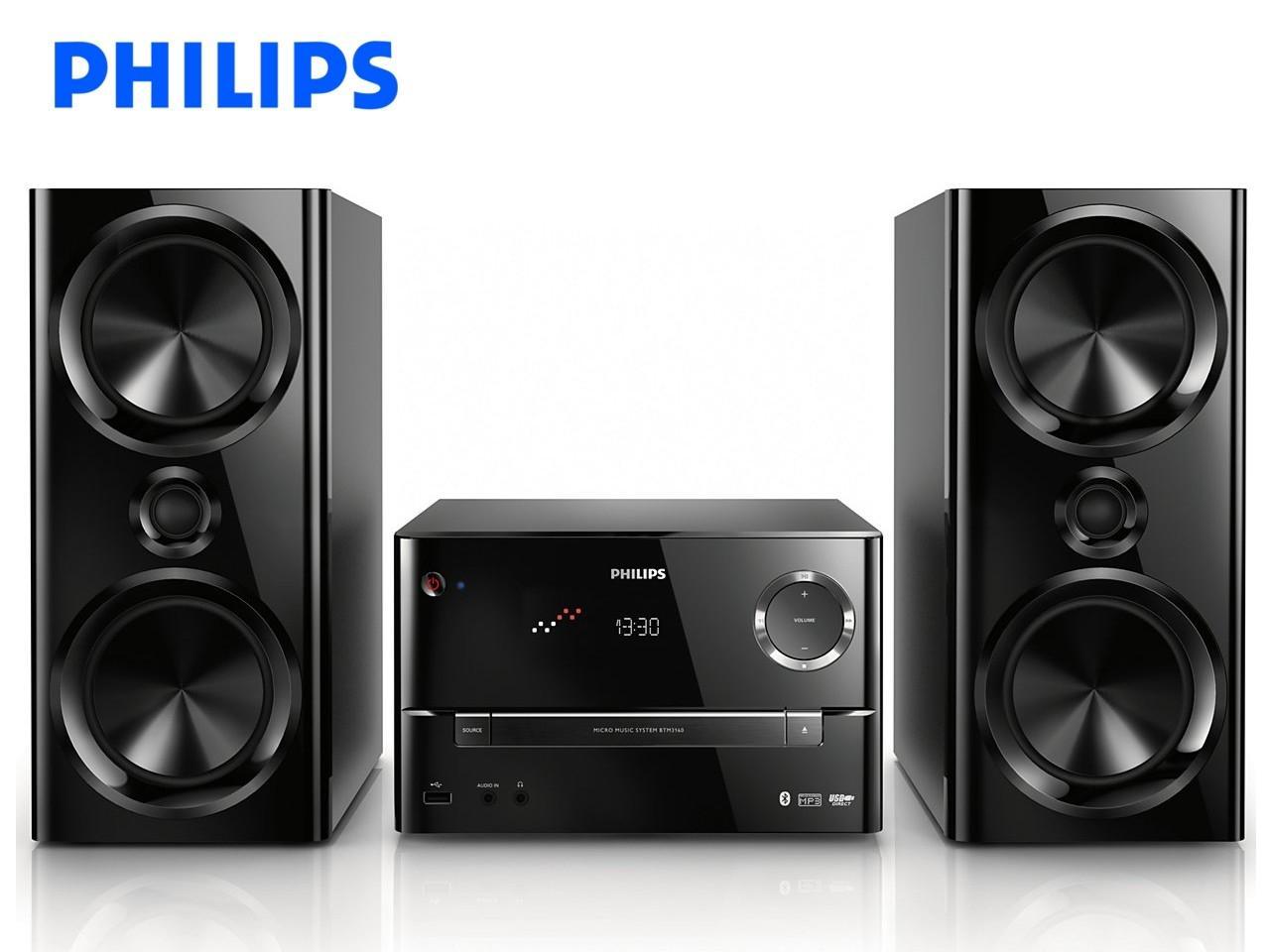 PHILIPS BTM3160 + 100 Kč na dárky nebo další nákup | CHAT on-line podpora PO-PÁ 8-22.00!!