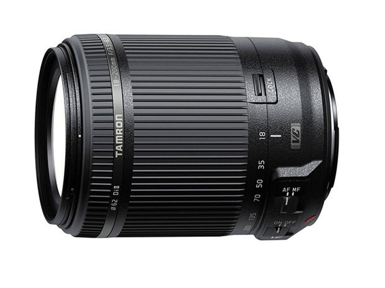 TAMRON AF 18-200 mm F/3.5-6.3 Di II VC pro Nikon
