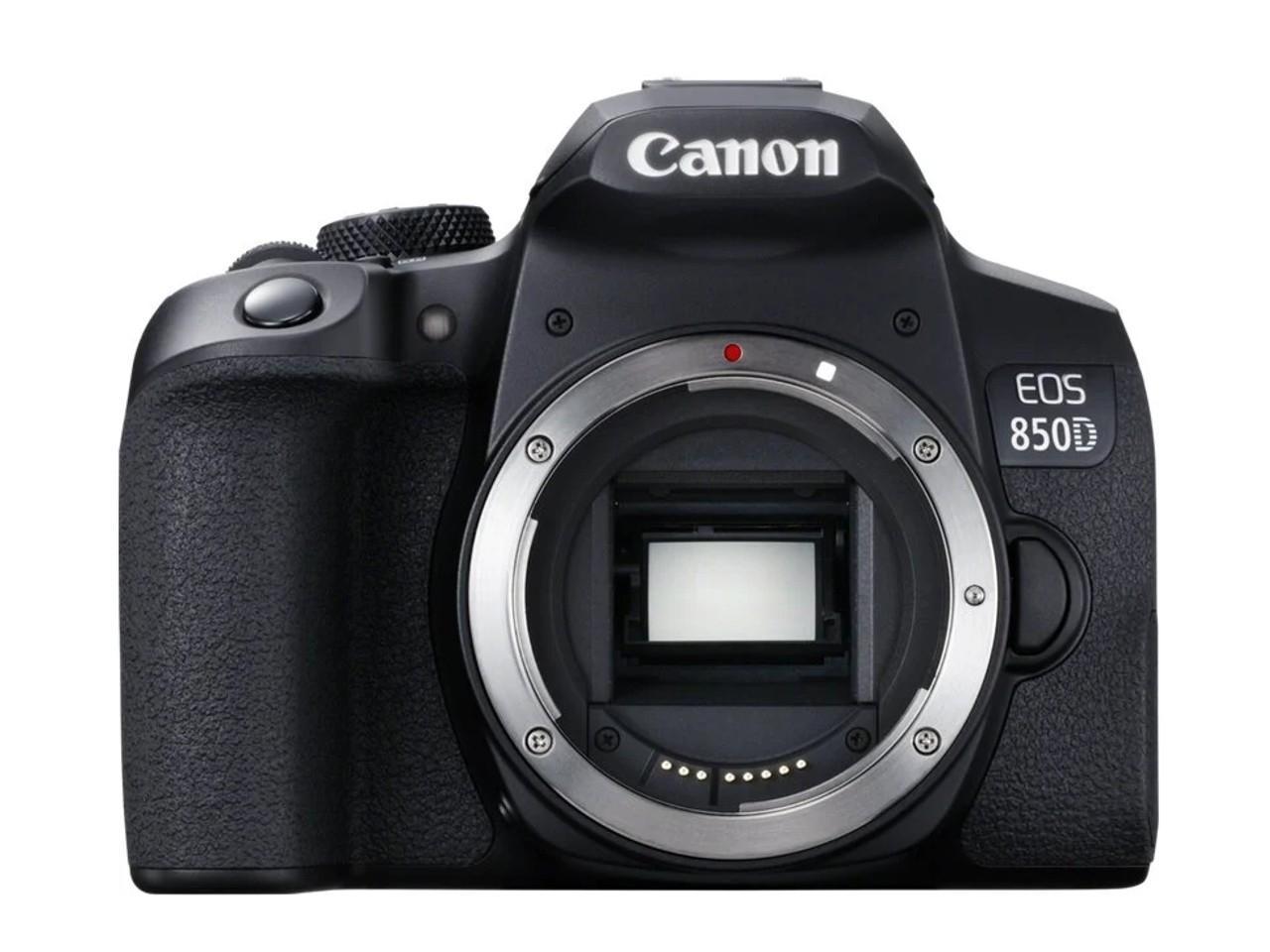 CANON EOS 850D + 700 Kč na dárky nebo další nákup | CHAT on-line podpora PO-NE do 23 hodin!!