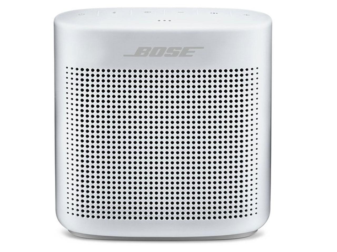 BOSE SoundLink Colour II, bílý + 100 Kč na dárky nebo další nákup | CHAT on-line podpora PO-NE do 23 hodin!!
