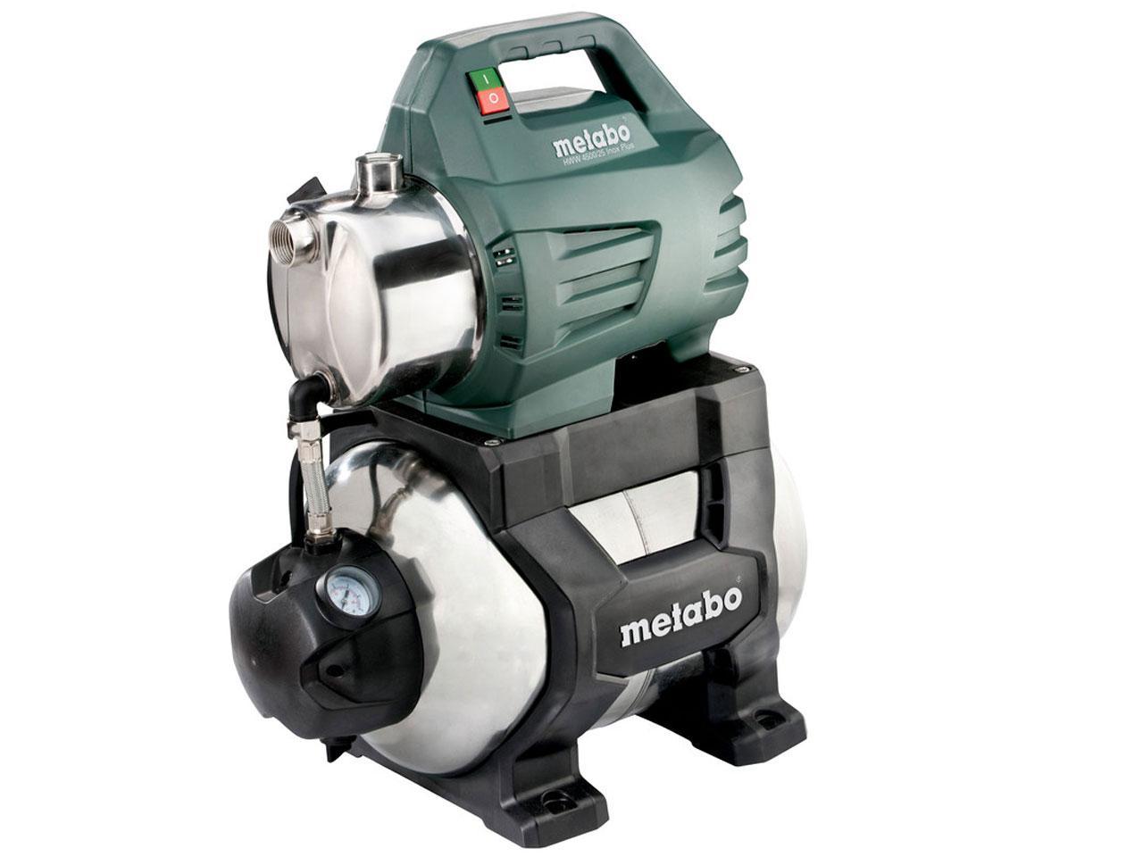 METABO HWW 4500/25 Inox Plus (600973000)