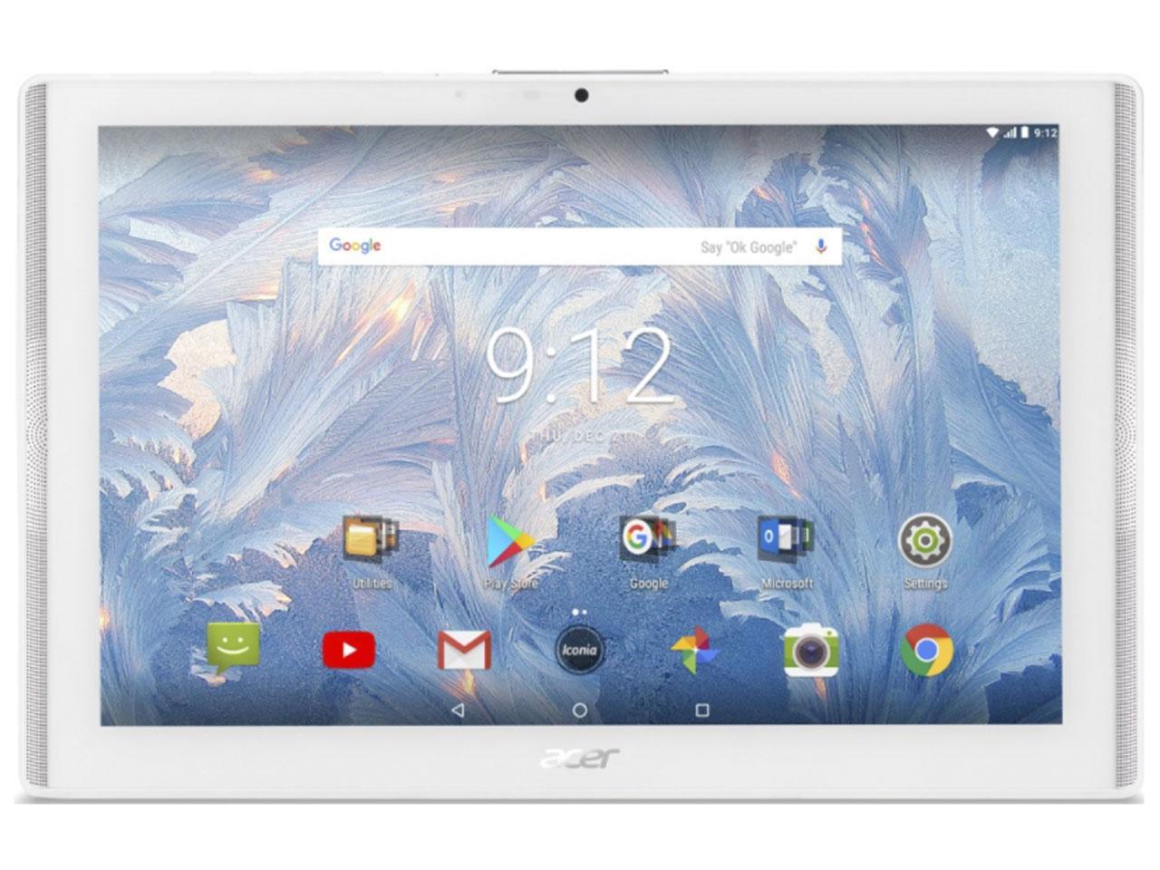 ACER Iconia One 10 LTE (NT.LETEE.001), 16 GB, bílý + 200 Kč na dárky nebo další nákup | CHAT on-line podpora PO-NE do 23 hodin!!