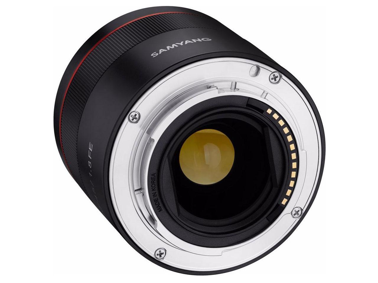 SAMYANG AF 45 mm f/1.8 Sony FE