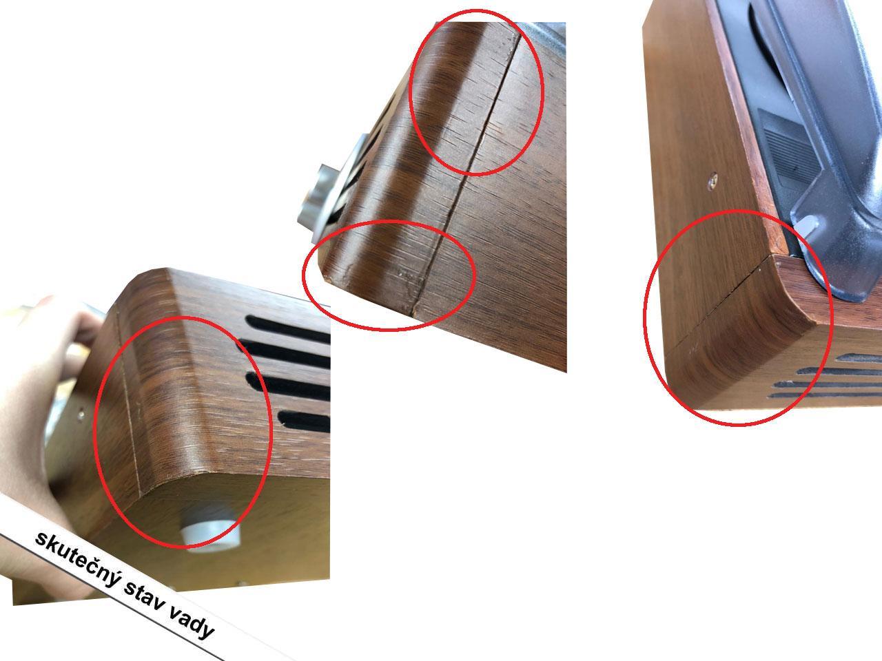 AUNA TT-83N, dřevo + záruka 3 roky!
