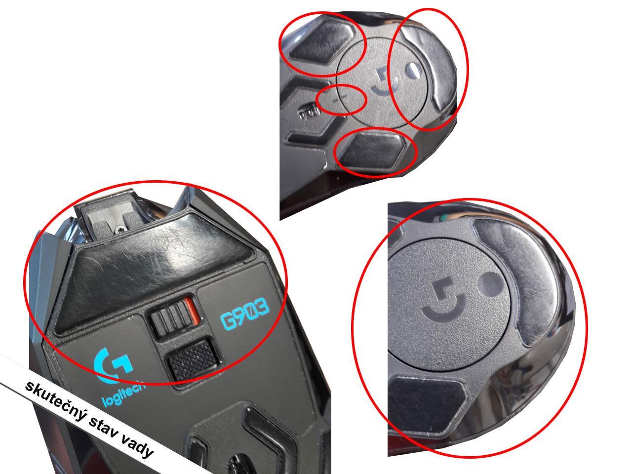 LOGITECH G903 LightSpeed Wireless (910-005084)