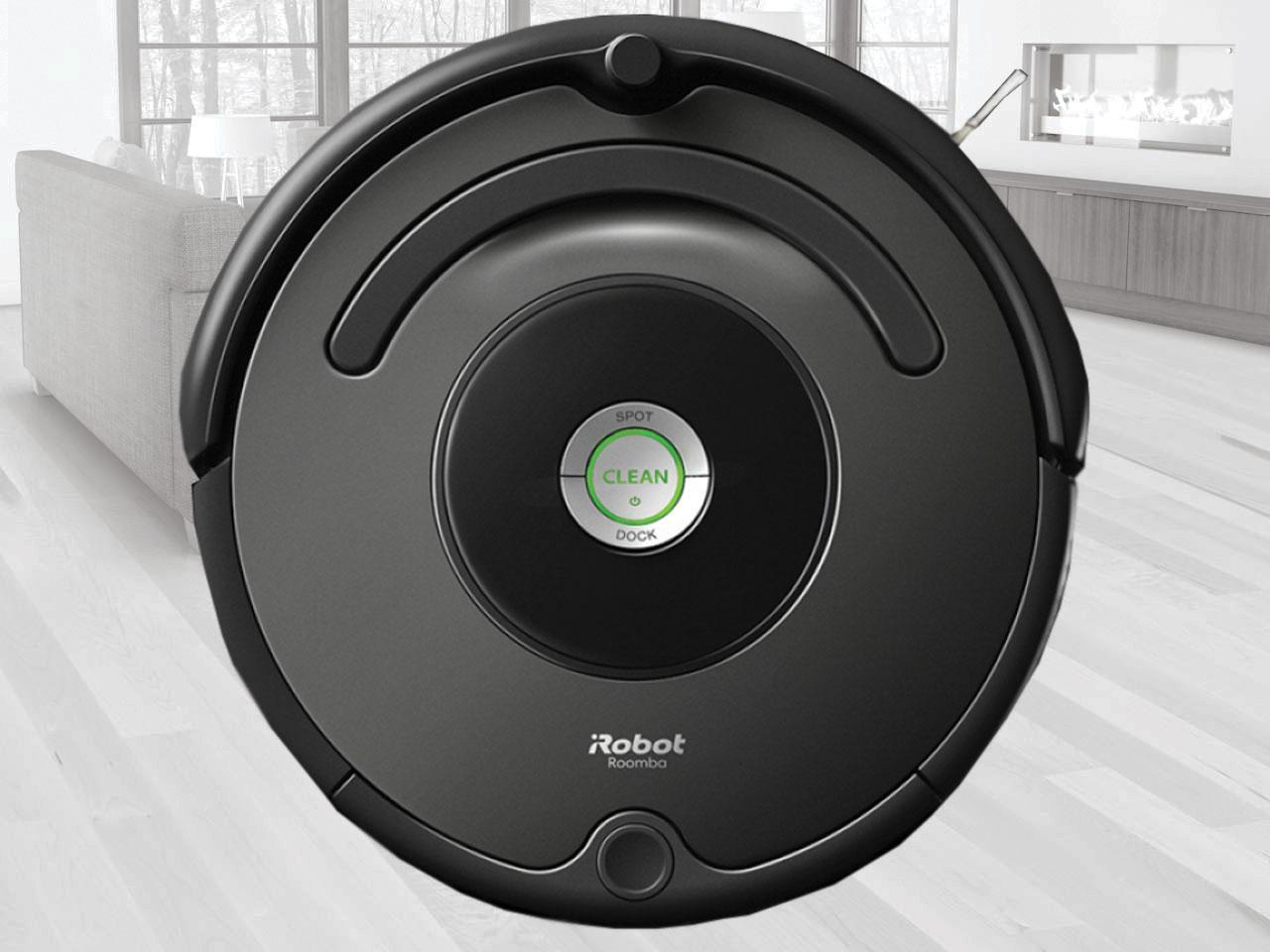 iRobot Roomba 676, tmavě šedý