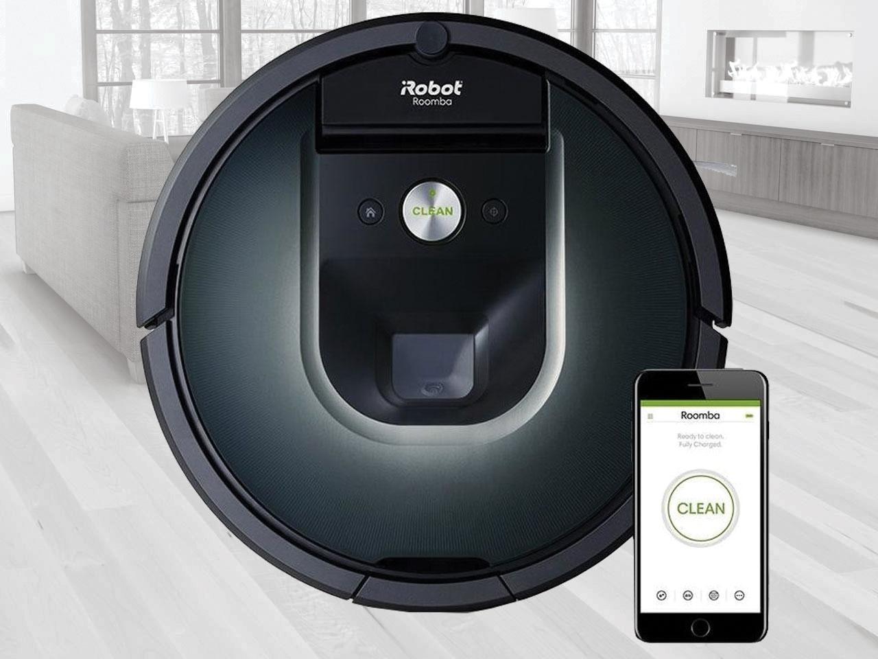 iRobot Roomba 981 + záruka 3 roky!