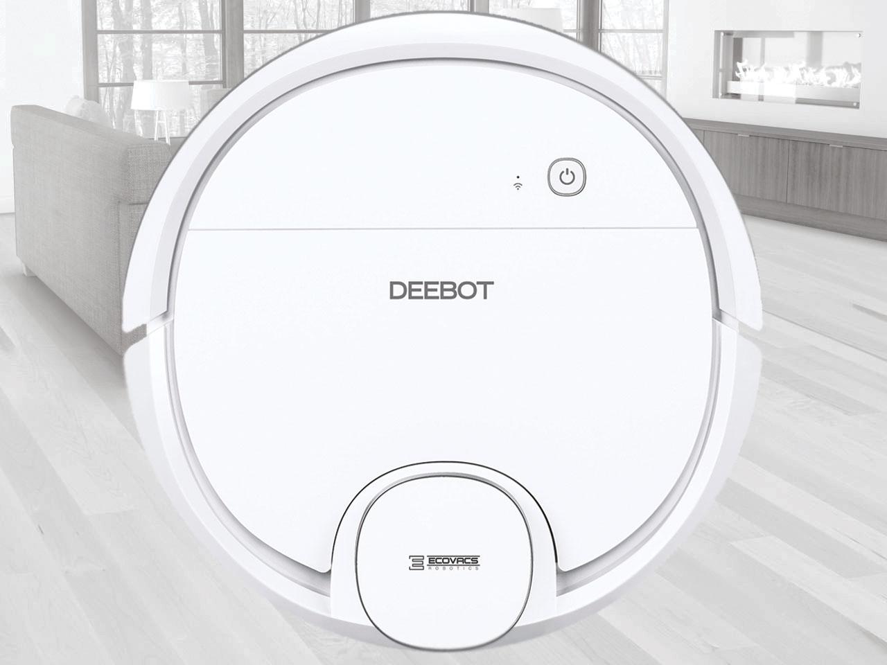 Robotický vysavač ECOVACS Deebot OZMO 905 + záruka 3 roky!