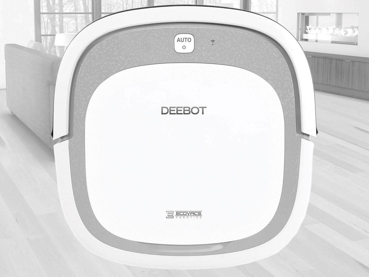 ECOVACS Deebot SLIM2, bílý