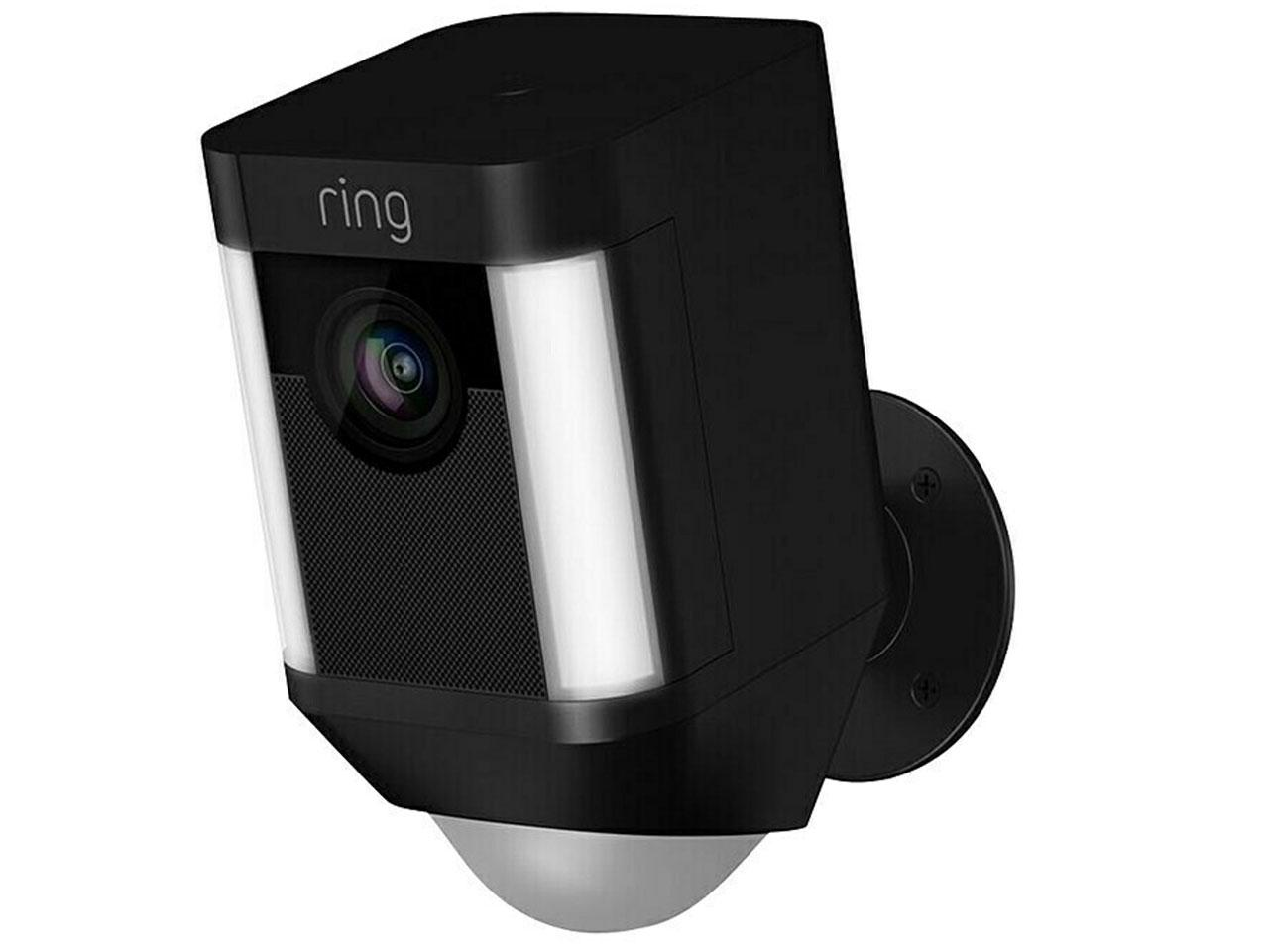 RING Spotlight Cam Battery, black (8SB1S7-BEU0)