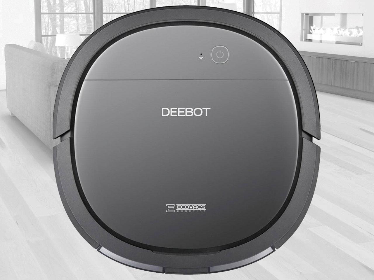Robotický vysavač ECOVACS Deebot OZMO Slim 10