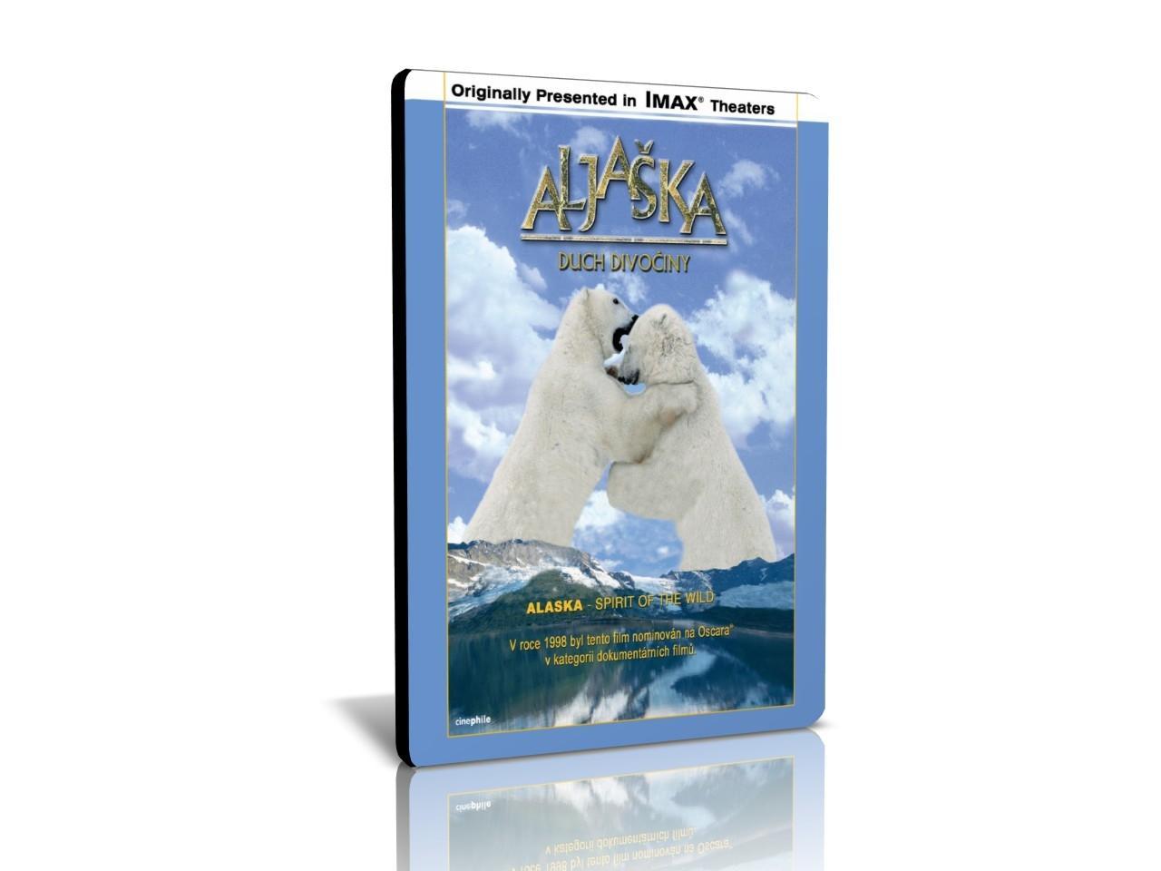 IMAX: Aljaška (DVD)