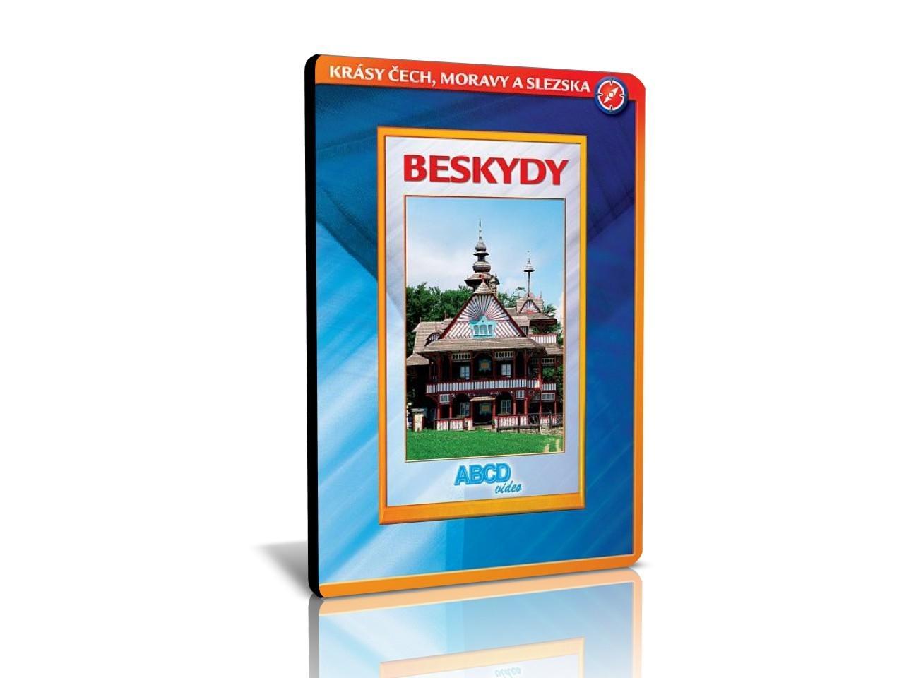 KRÁSY ČECH, MORAVY A SLEZSKA: Beskydy (DVD)