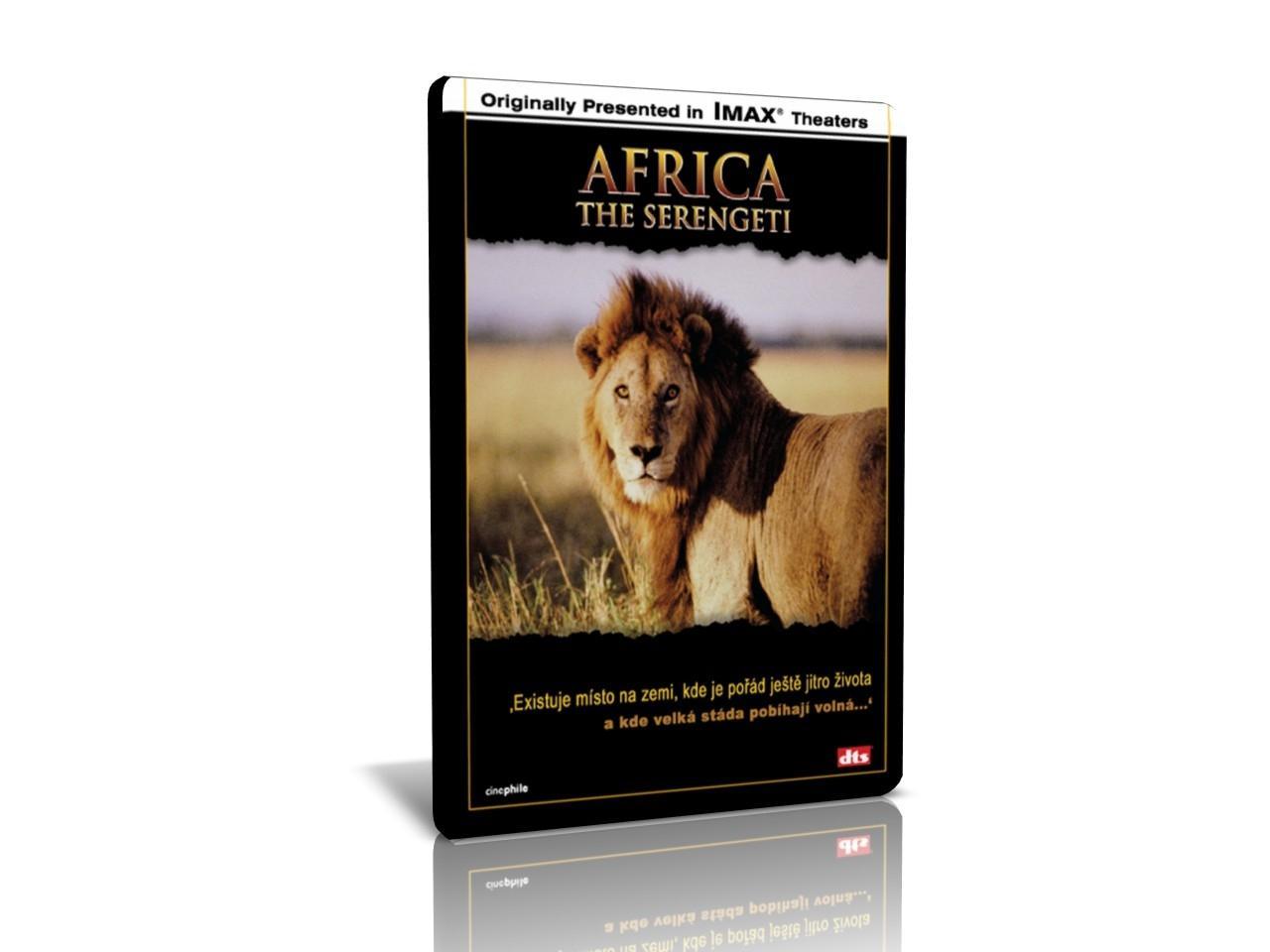 IMAX: Afrika - Serengeti (DVD)
