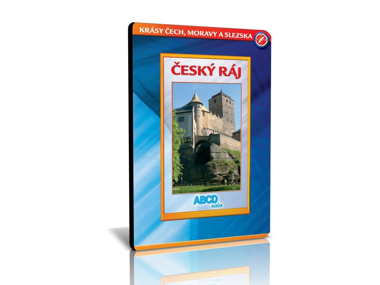 KRÁSY ČECH, MORAVY A SLEZSKA: Český ráj (DVD)