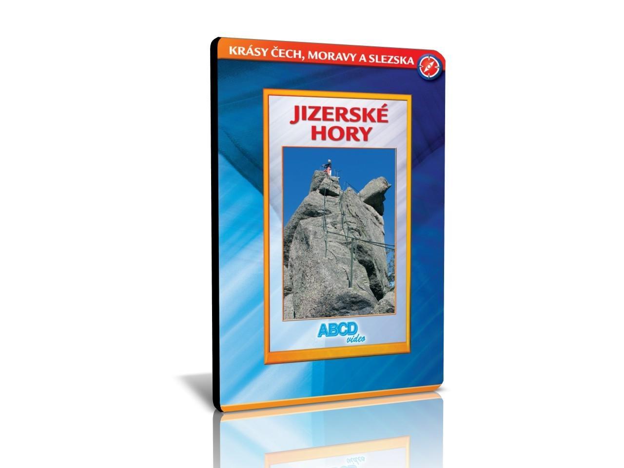 KRÁSY ČECH, MORAVY A SLEZSKA: Jizerské hory (DVD)