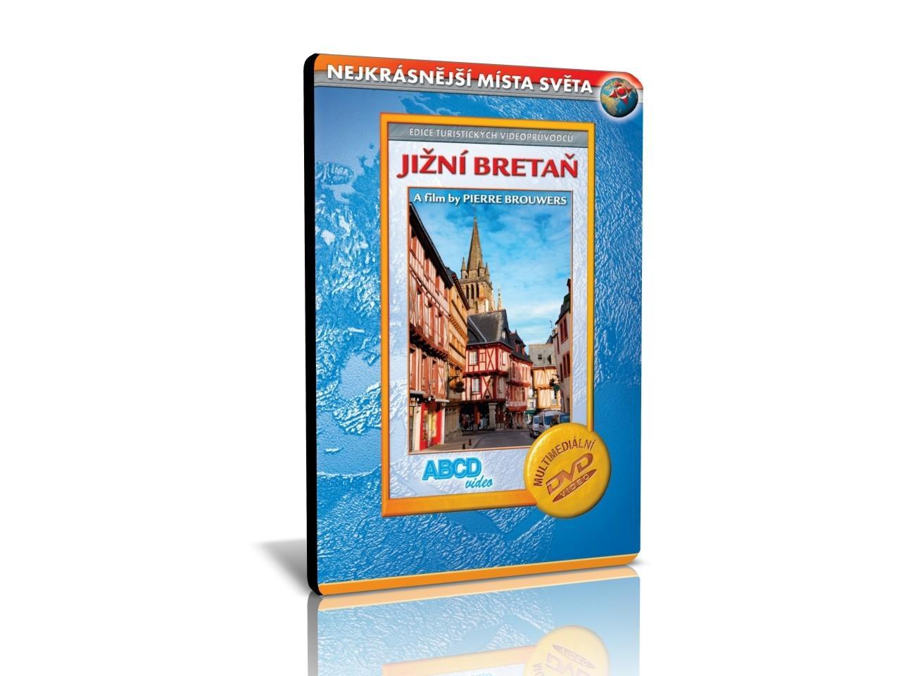 NEJKRÁSNĚJŠÍ MÍSTA SVĚTA: Jižní Bretaň (MM DVD)