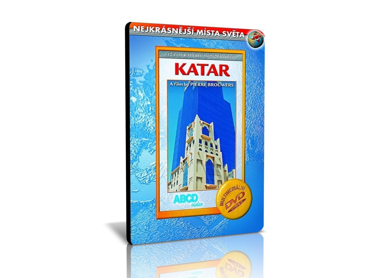 NEJKRÁSNĚJŠÍ MÍSTA SVĚTA: Katar (MM DVD) | CHAT on-line podpora PO-PÁ 8-22.00!!