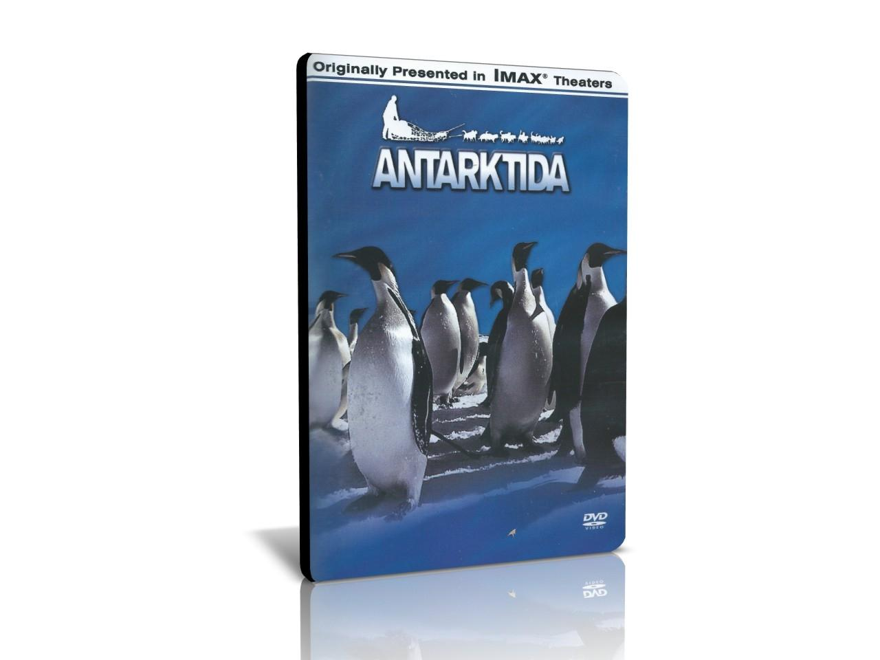 IMAX: Antarktida (DVD)