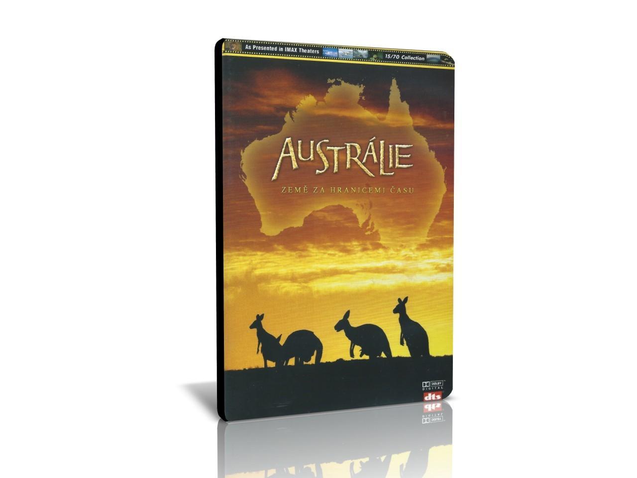 IMAX: Austrálie (DVD)