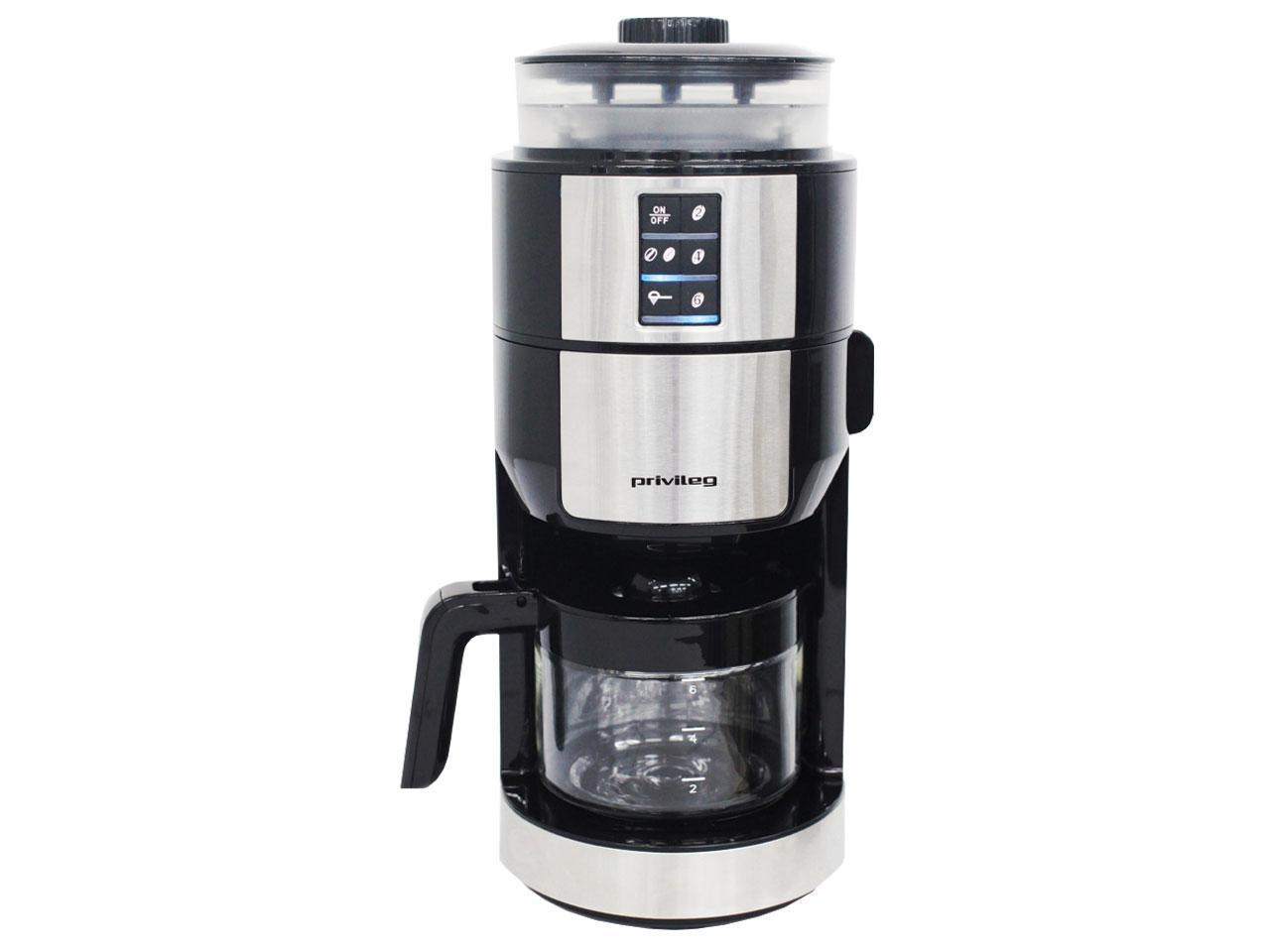 Kávovar PRIVILEG CM1121-GS