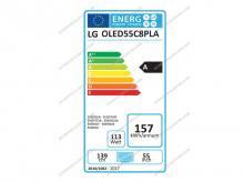 LG OLED55C8PLA, CZ distribuce