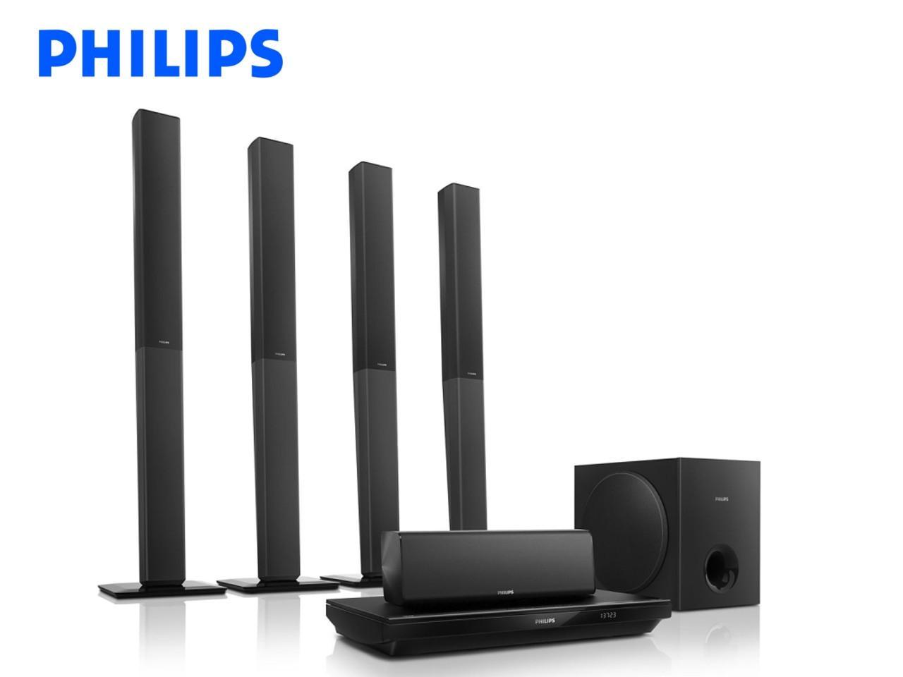 PHILIPS HTB3580G + 300 Kč na dárky nebo další nákup | CHAT on-line podpora PO-PÁ 8-22.00!!