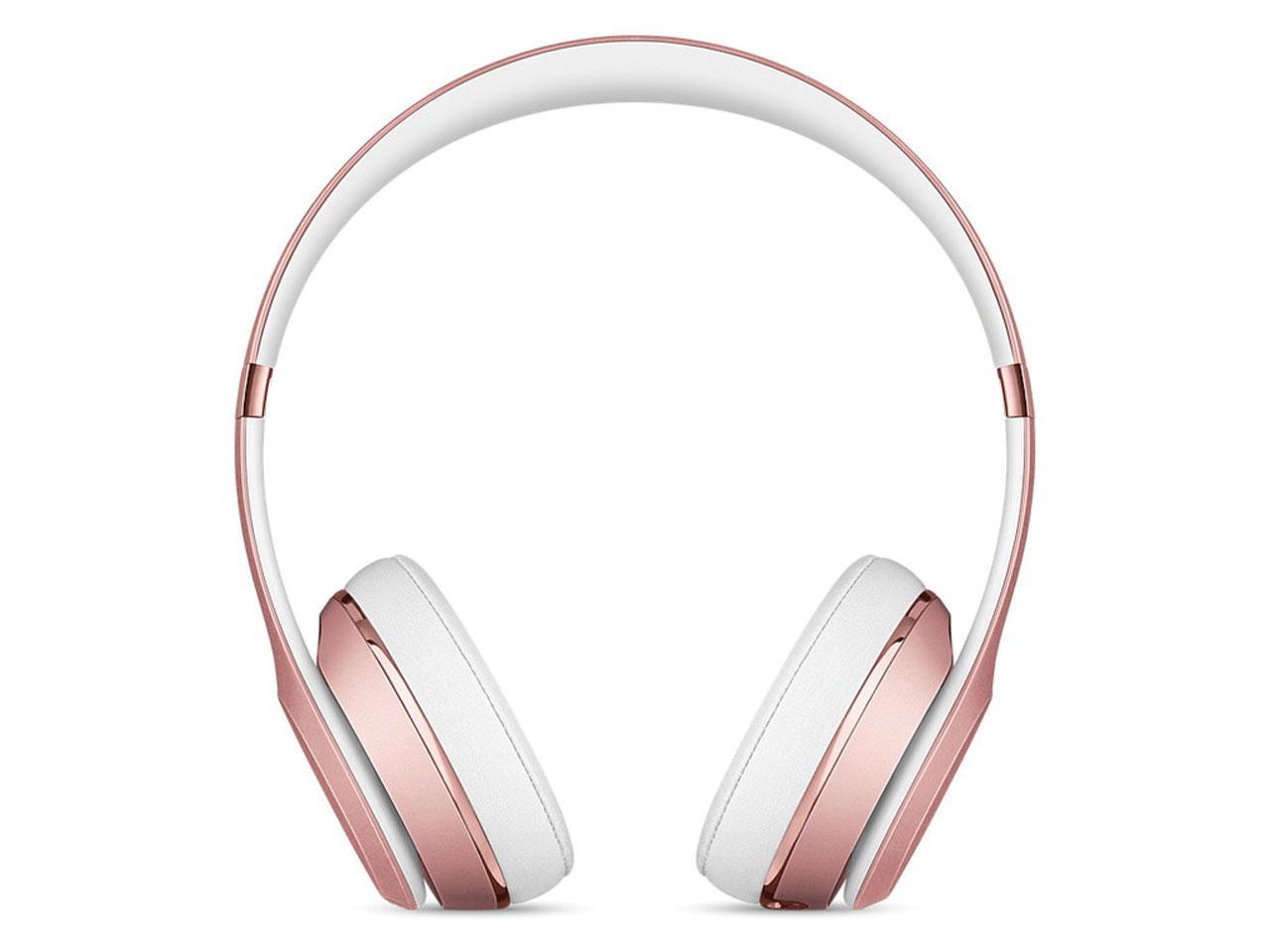 BEATS by Dr. Dre Solo3 Wireless On-Ear, růžově zlatá