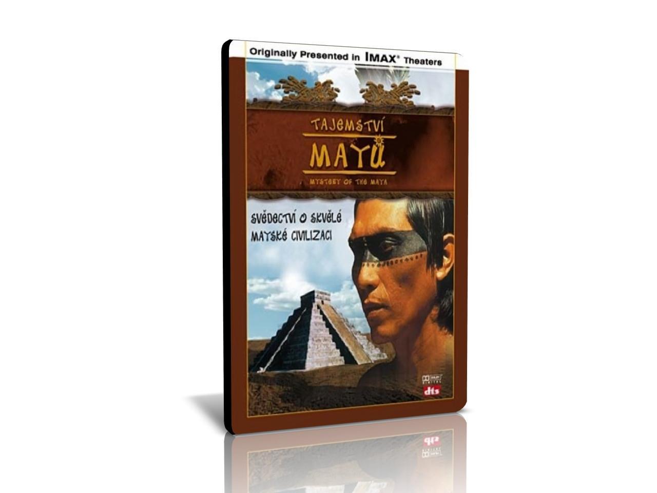 IMAX: Tajemství Mayů (DVD)