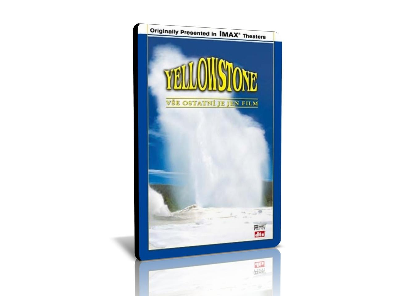 IMAX: Yellowstone (DVD)