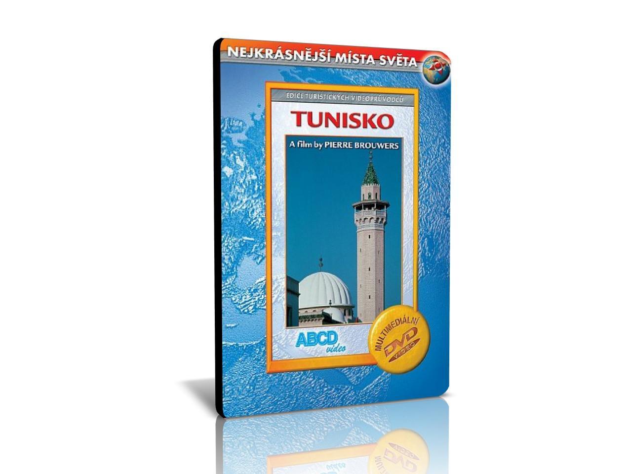 NEJKRÁSNĚJŠÍ MÍSTA SVĚTA: Tunisko (MM DVD)