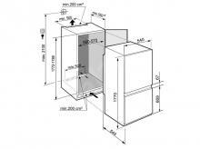 Chladnička LIEBHERR ICBS 3324 + záruka 5 let + 10 let záruka na kompresor!