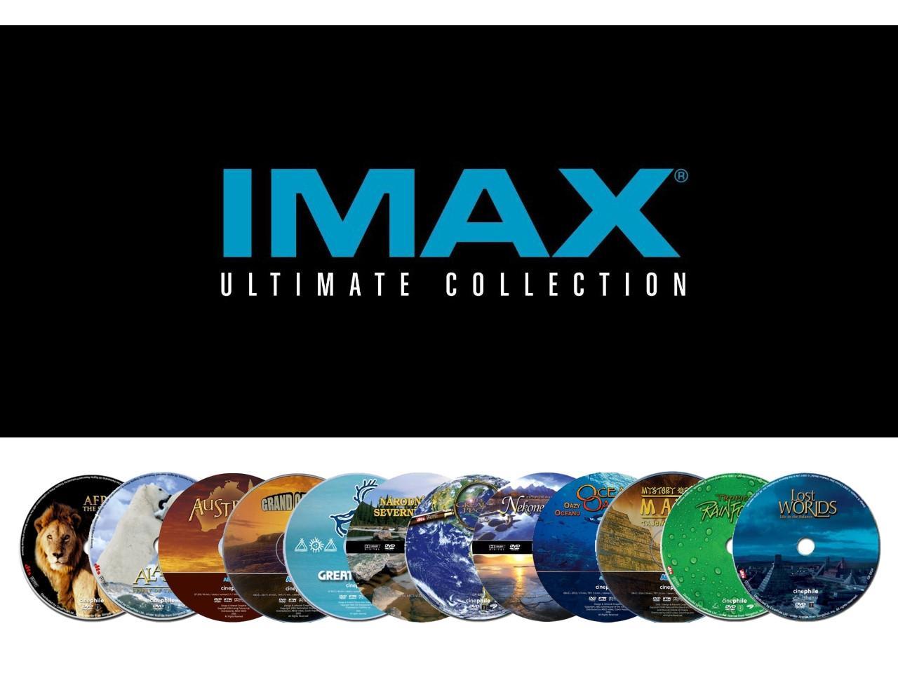 IMAX: Kolekce 12 DVD