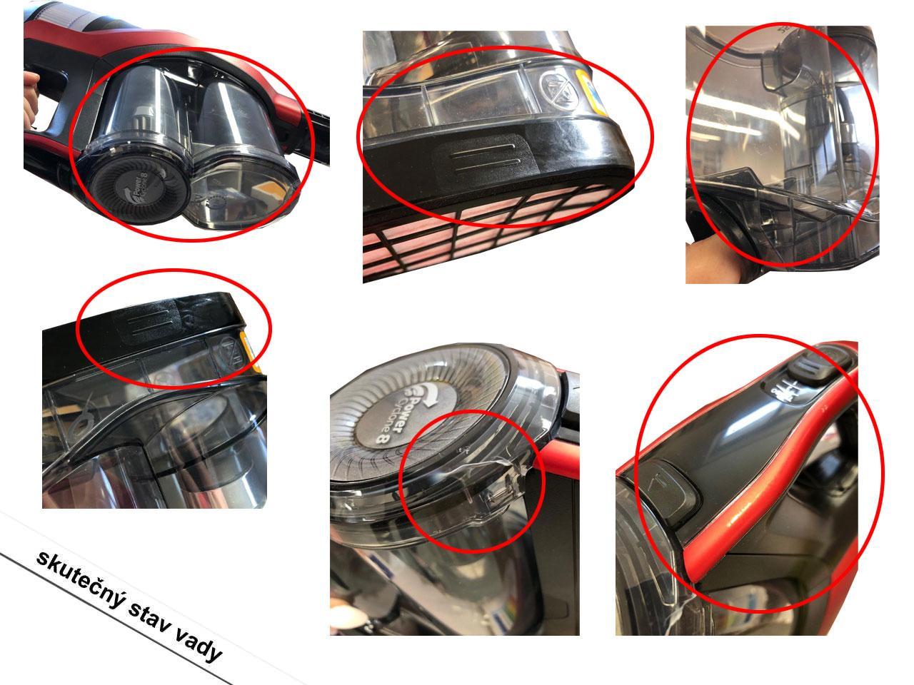 PHILIPS FC6823/01 SpeedPro Max
