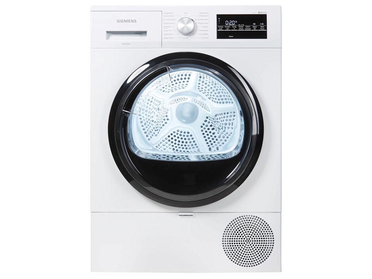 Sušička prádla SIEMENS WT47R400 + 5 let záruka na motor! + 500 Kč na dárky nebo další nákup | CHAT on-line podpora PO-NE do 23 hodin!!