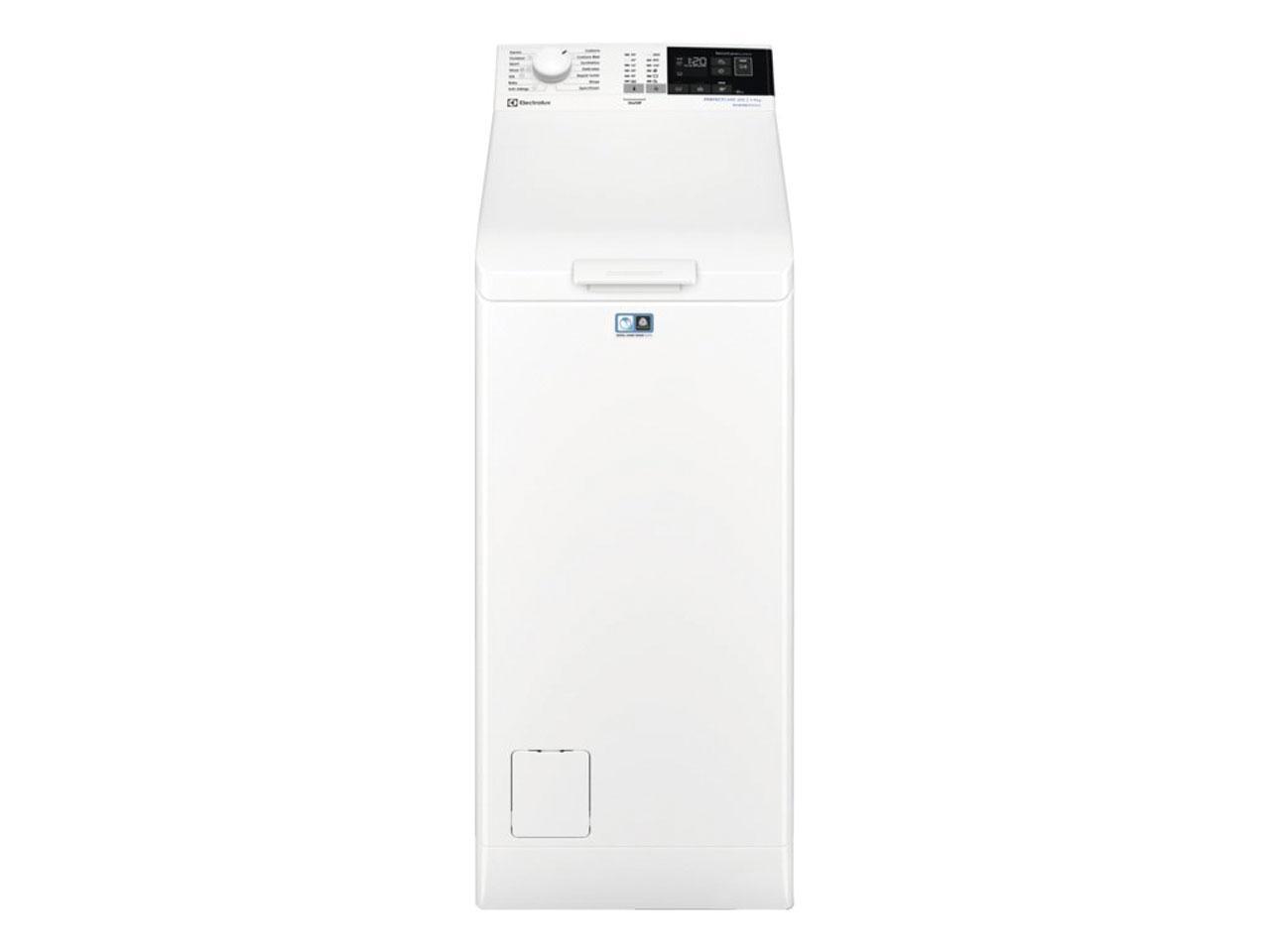 Automatická pračka ELECTROLUX EW6T4272I + 5 let záruka + 10 let záruka na motor!