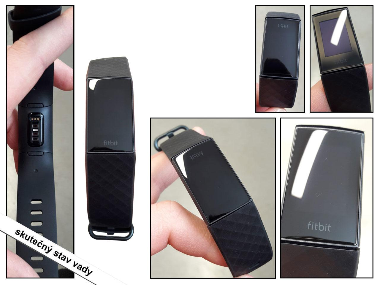 FITBIT Charge 4 (NFC) Black
