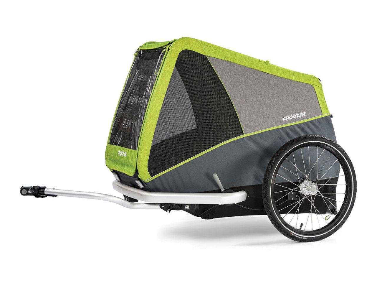 CROOZER Dog XL Grasshopper 2018, green