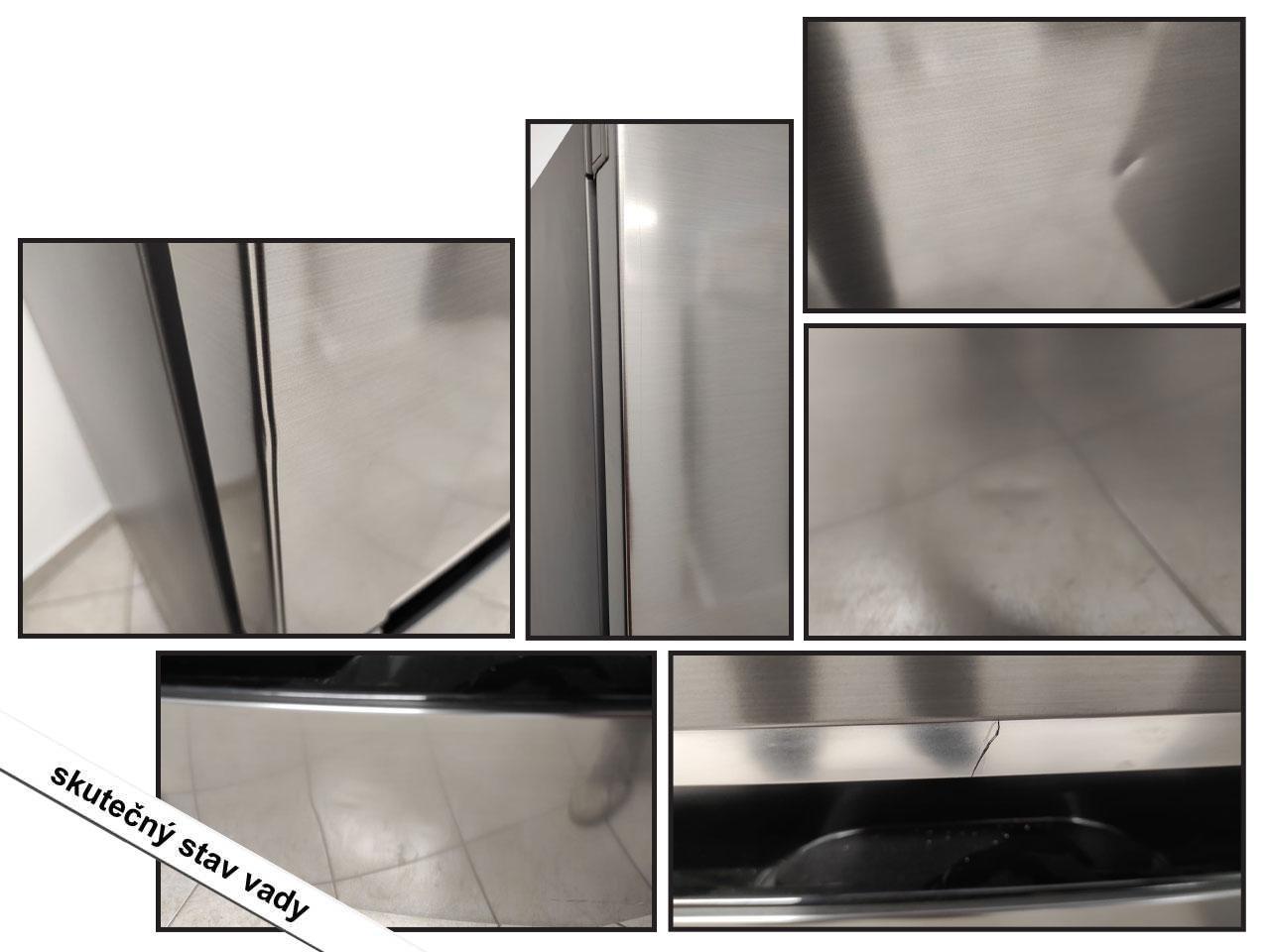Chladnička SAMSUNG RB33J3215SS + 10 let záruka na kompresor!