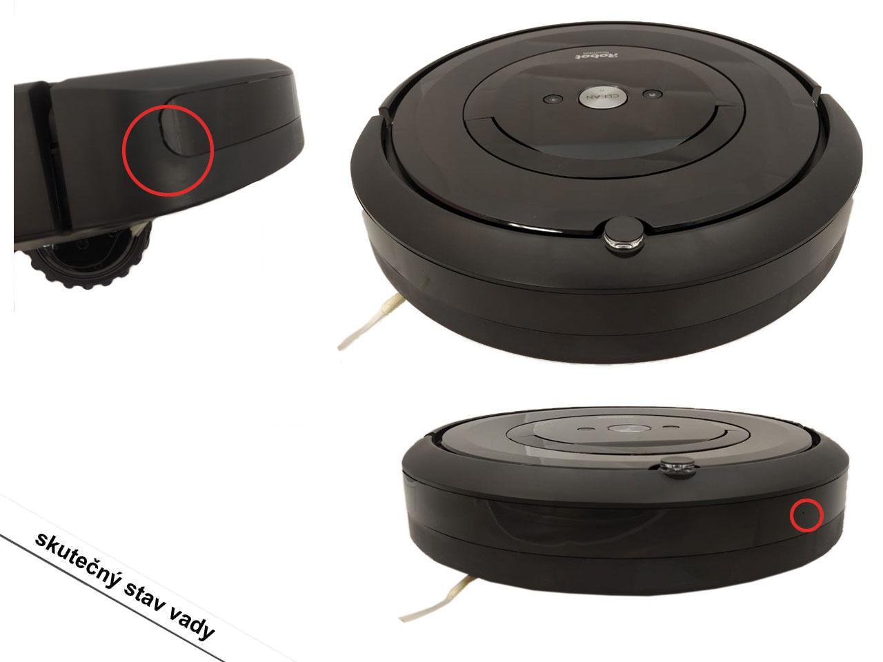 iRobot Roomba e5 Black
