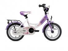 Dětské kolo BIKESTORE Classic Girls 12, lilac/white