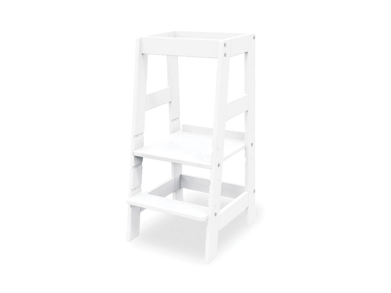 PINOLINO Učební věž Fino, bílá lakovaná