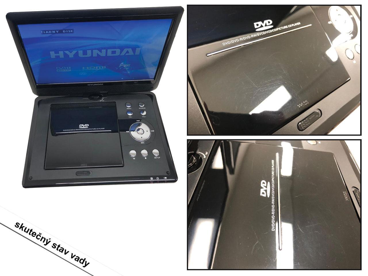 HYUNDAI PDP 10810 H DVBT