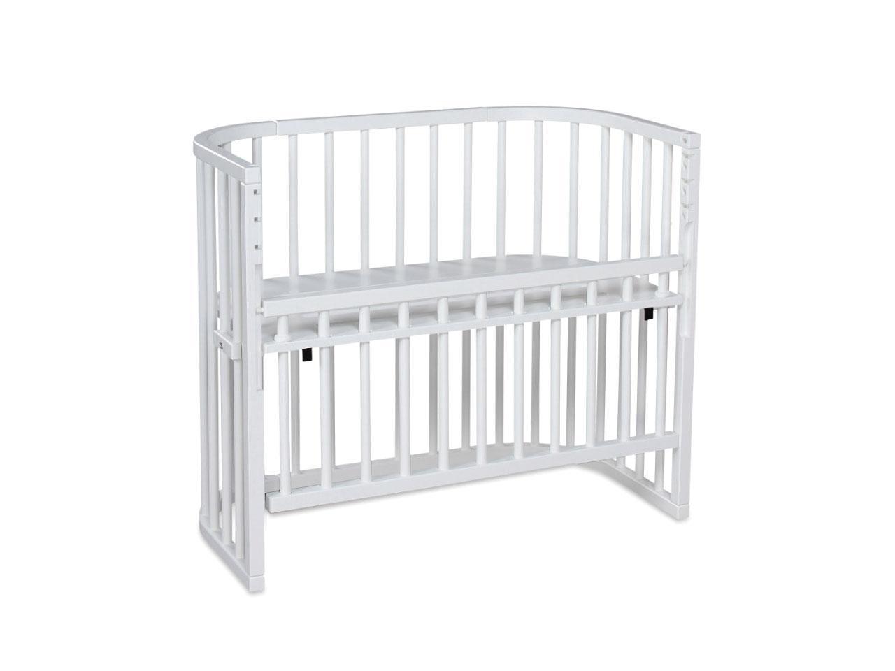 Přístavná postýlka BABYBAY Comfort, bílá