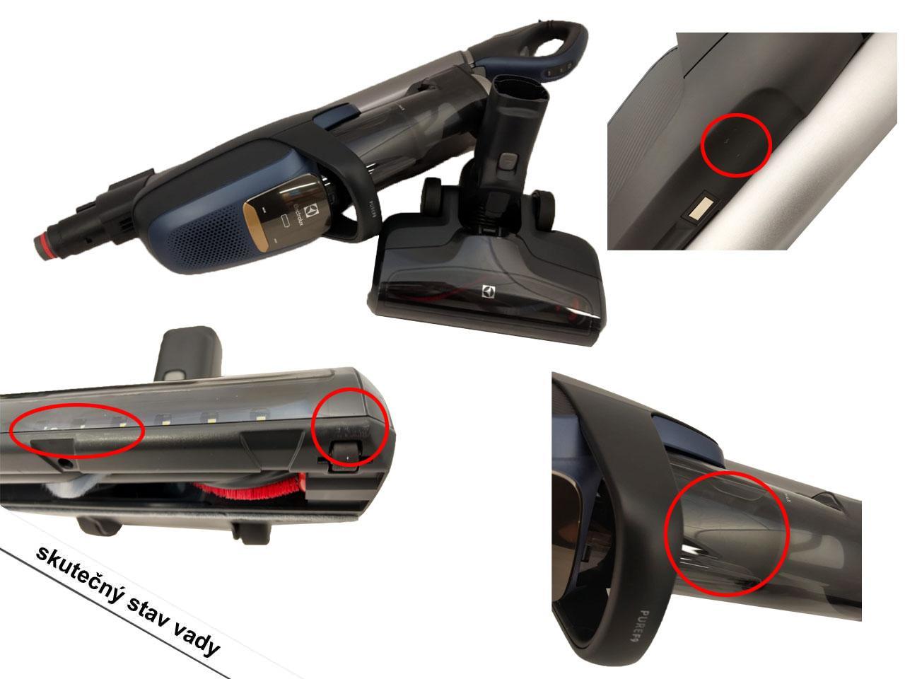 ELECTROLUX Pure F9 PF91-6IBM