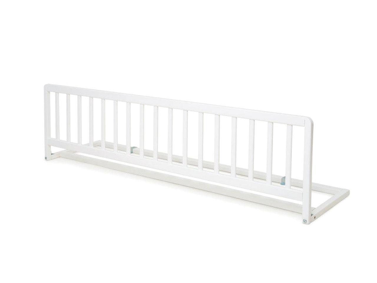 Zábrana na postel GEUTHER, bílá, 140 cm