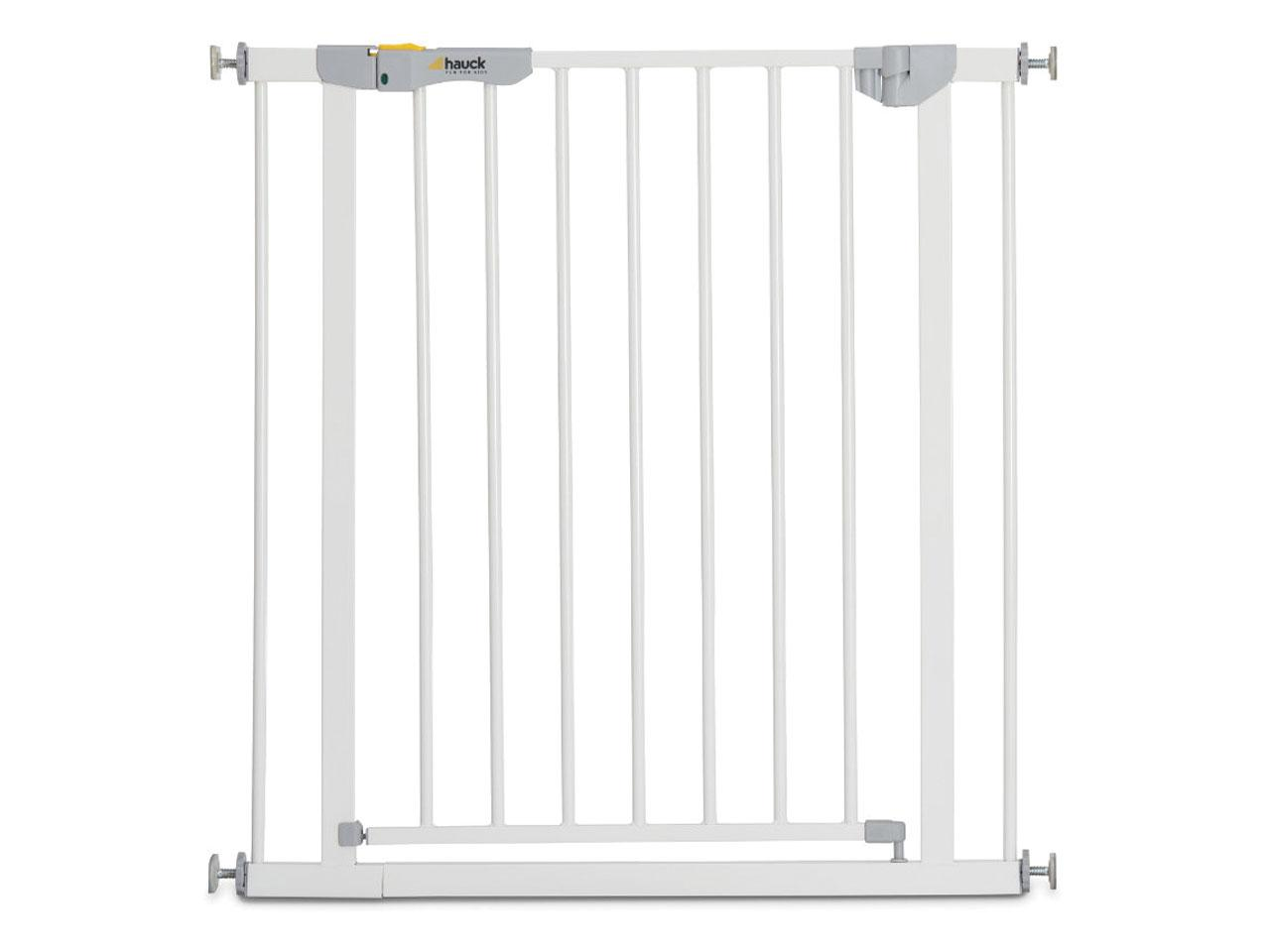 Zábrana HAUCK Autoclose N Stop 2 75 - 80 cm, bílá