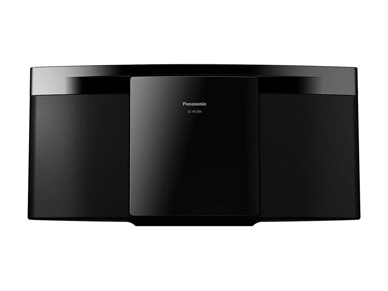 Hi-Fi systém PANASONIC SC-HC204EG-K